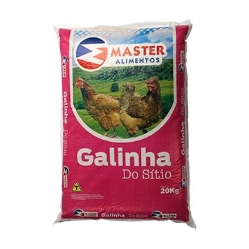 GALINHA DO SÍTIO 20KG