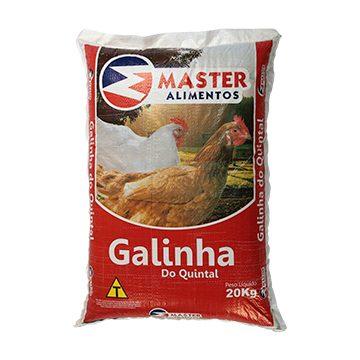 GALINHA DO QUINTAL 20KG